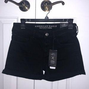 NWT Black AE Shorts